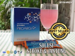 Obat herbal Stroke synergy